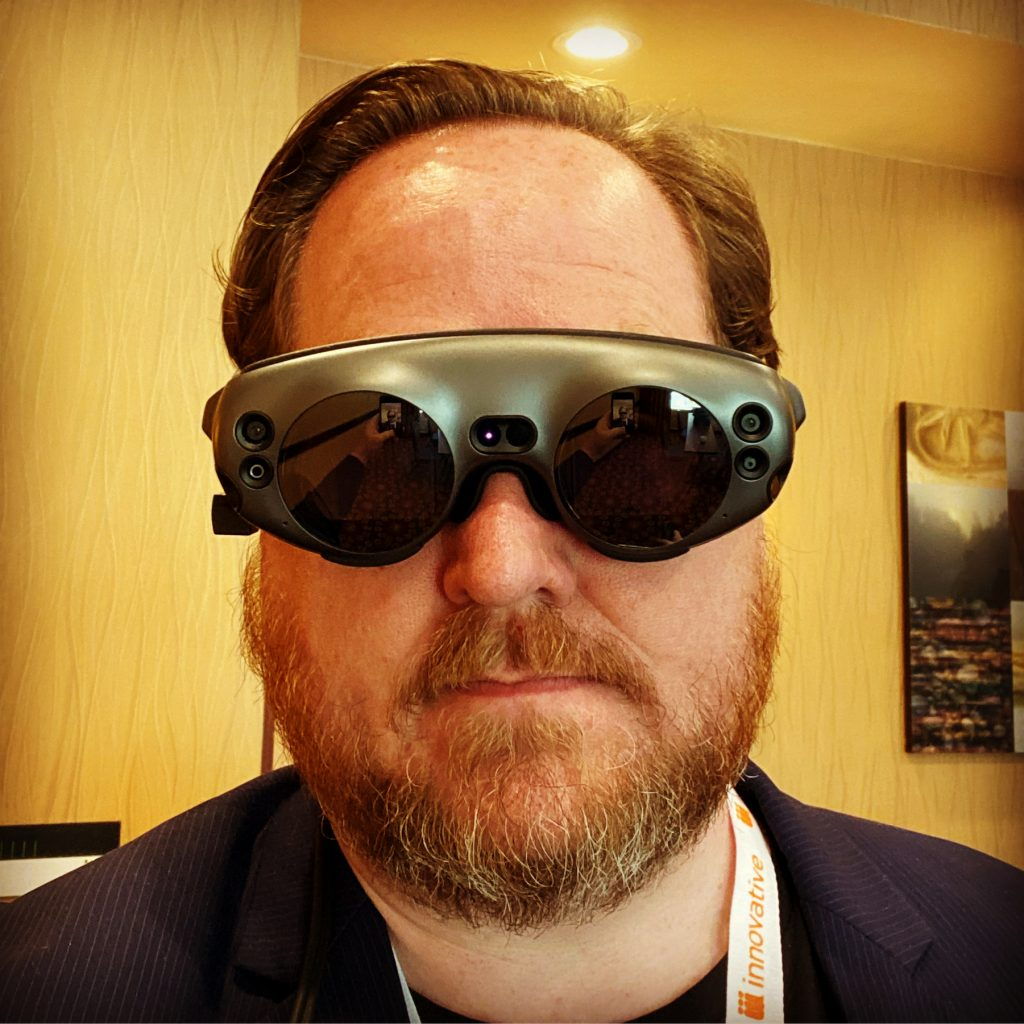 Jason in Magic Leap